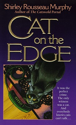 Cat on the Edge By Murphy, Shirley Rousseau