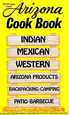 Arizona Cook Book By Fischer, Al